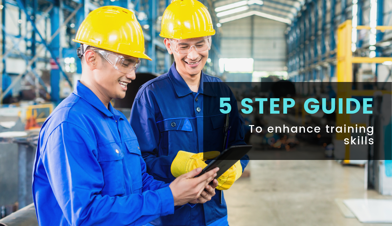 5 step guide Technical Training Institutions