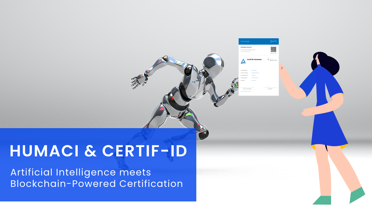 Bengaluru-based skills community Certif-ID partners with Artificial Intelligence training pioneer HUMACi