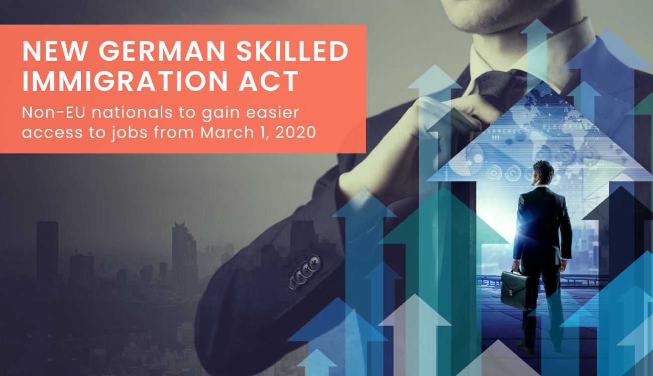 Skilled Immigration Act: Easier Access to the German Labour Market