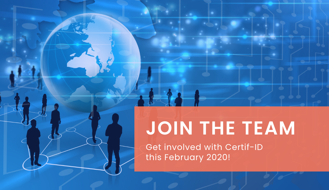 Get Involved With Certif-ID This February!