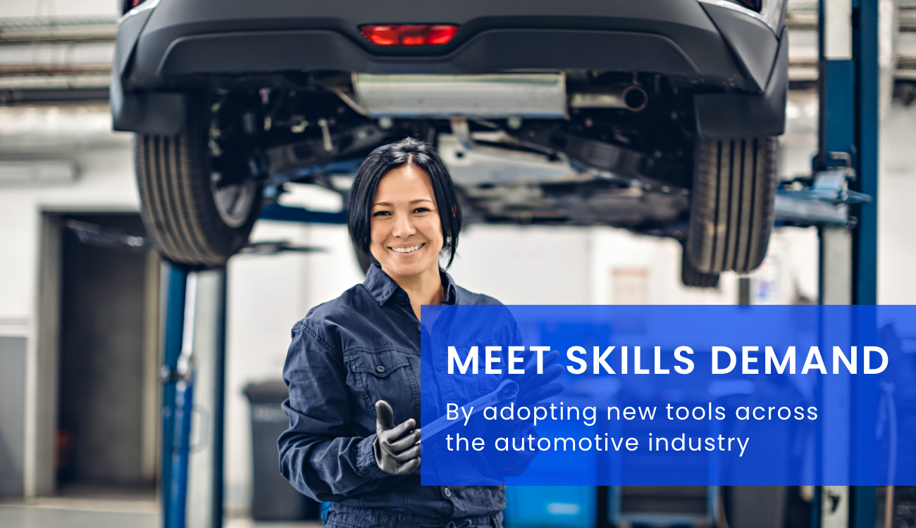 The Need for Skill Development in the Automotive Industry