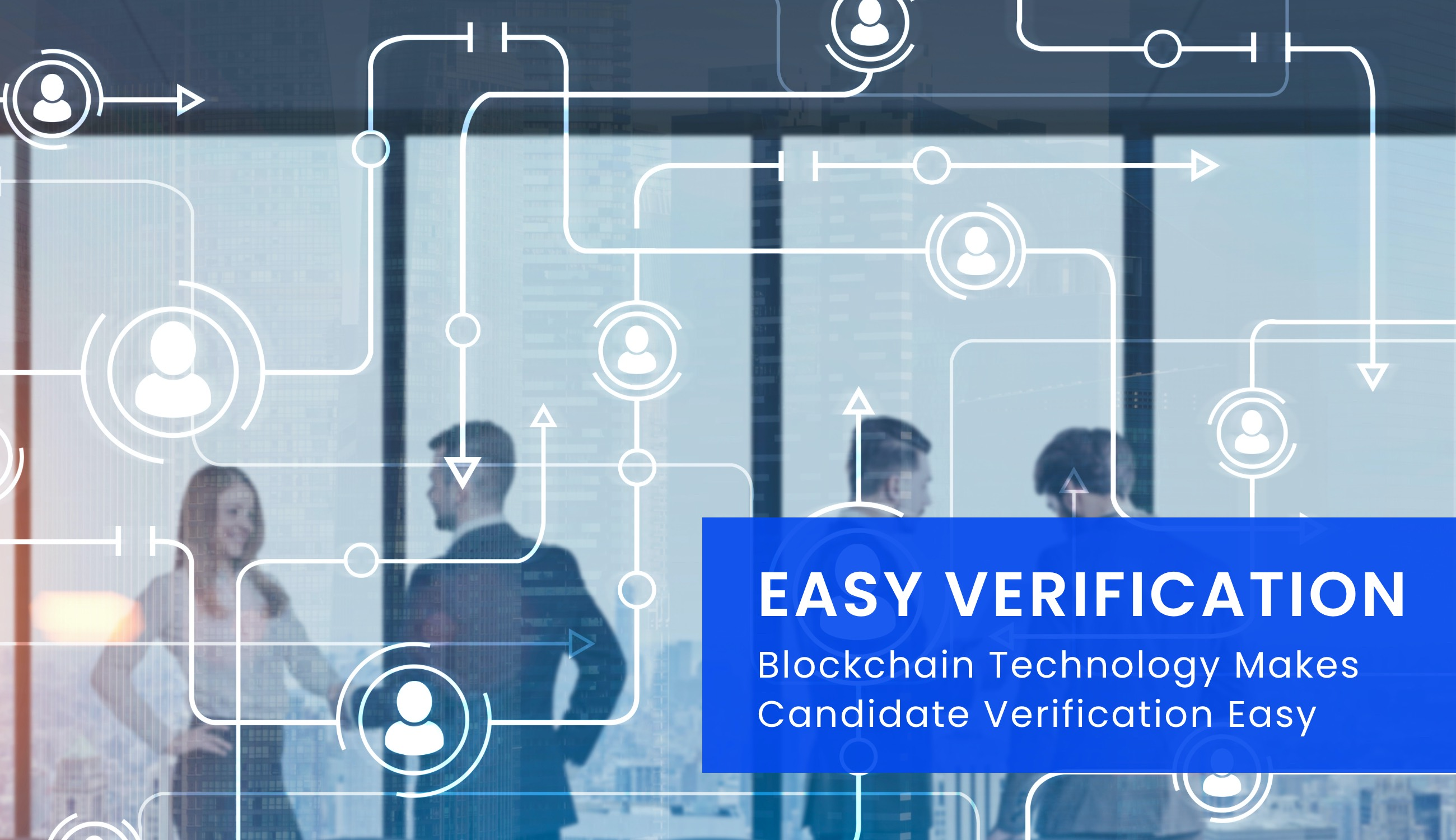 Certificate fraud leads you to hire unqualified professionals. Improve hiring by using digital certificates and blockchain verification.