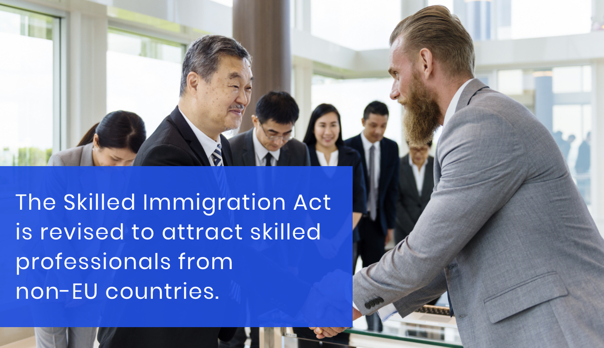 The Skilled Immigrant Act: Germany is Recruiting Experts from Across the Globe
